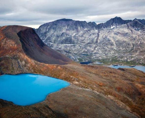 montagne e laghi